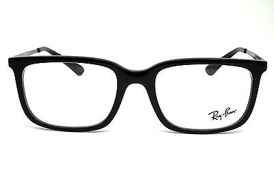 Original Ray Ban RB7092 BLACK Acetate Frames TRANSITIONS BIFOCAL Reading Glasses
