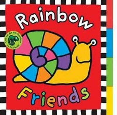 Rainbow Friends by Roger Priddy (Board book, 2012)