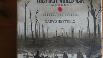 The First World War Remembered Ww1 Centenary Book