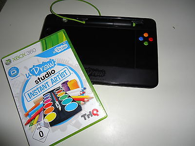 uDraw Game Tablet inkl. Instant Artist (Game Tablet + Spiel) für Xbox 360