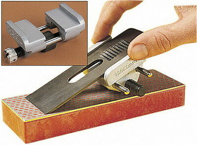 95mm Metal Honing Guide Jig Sharpening Wood Phisels Plane Iron Planers Blades  タ
