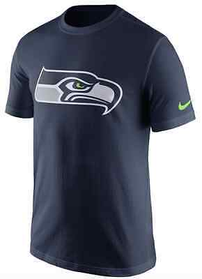 Seattle Seahawks Nike Essential Logo NFL T-Shirt