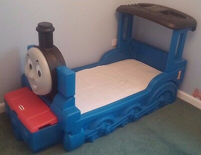 Little Tikes Thomas The Tank Engine Toddler Bed and Mattress