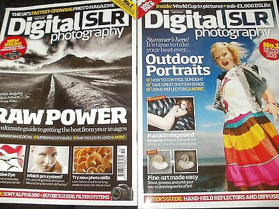 Digital Slr Photography Magazines Issues 46 And 47