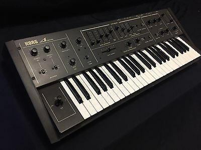 KORG DELTA serviced , New Filter , Good Condition Works Very Well