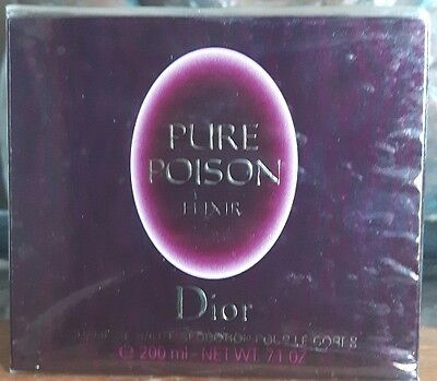 Pure Poison Elixir Christian Dior for women INTENSE SEDUCTION BODY CREME 200 ml