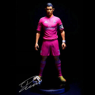 action-figure CRISTIANO RONALDO#7 toy doll pvc soccer calcio football realmadrid