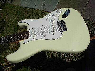 1994 Fender Wayne's World Stratocaster with case