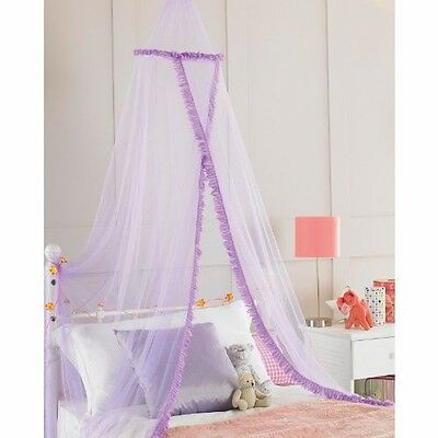 Country Club Childrens Girls Bed Canopy Mosquito Fly Netting Net New 30x230cm -