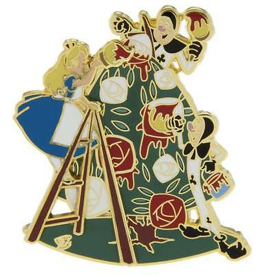 Disney Alice In Wonderland Mad Hatter Tea Party Limited Edition Pin 65th LE New