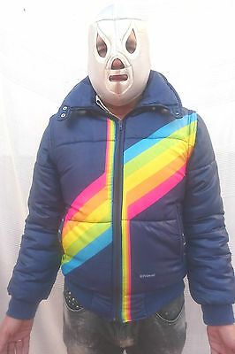 True vintage 70er. 70´s Special made for Polaroid Made in Italy Ski jacket