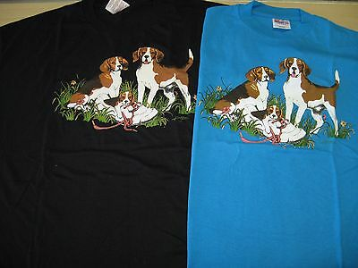 Beagle Tee Shirt - Brand New - Choose your color and size!