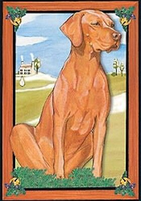 Vizsla Holiday Cards by Pipsqueak Productions -12 pk w/ envelopes