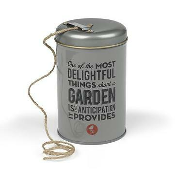 Thoughtful Gardener String in a Tin by Wild & Wolf