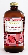 Shrub & Co Strawberry with Meyer Lemon 473ml