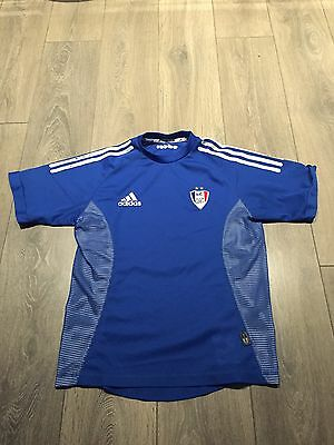 Suwon Samsung Bluewings Home Shirt 2002/03 Small Rare And Vintage