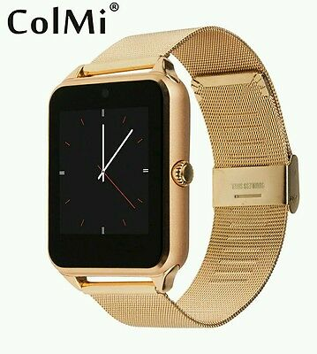 Montres Connectée gsm Sim card tf card ANDROID ios  WATCH iPhone Colmi