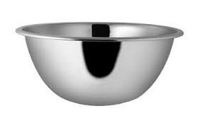 Stainless Steel Deep Mixing Salad Bowl in 14 Different Sizes and Sets (CHEAPEST)