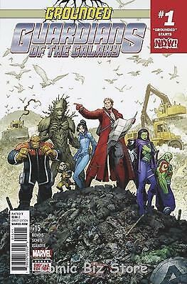 Guardians Of The Galaxy #15 (2016) 1St Printing Bagged & Boarded Marvel Now