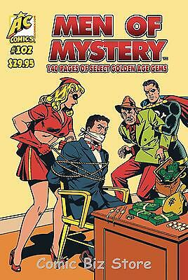 Men Of Mystery #102 (2016) 1St Printing Bagged & Boarded 140 Pages Ac Comics