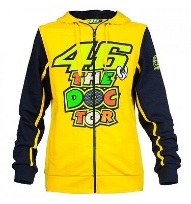 Sudadera Fleece Chica Valentino Rossi VR46 The Doctor VRWFL206001