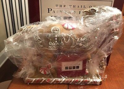 GINGERBREAD PONY, Trail Of Painted Ponies, 1E 4993, NEW Resin Figurine, Box, Tag