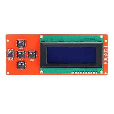 Mini Anet LCD2004 LCD Display Blue Screen Controller for RepRap Ramps 1.4 NEW