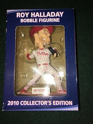 2010 Roy Halladay Bobble Head Figurine Philadelphia Phillies SGA