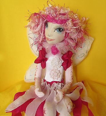 fairy handmade, one of a kind, collectable, original,doll