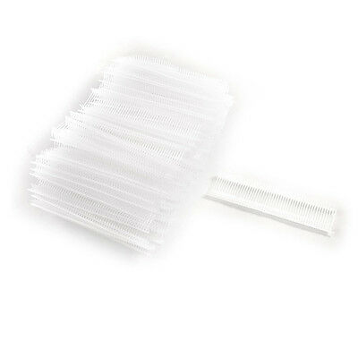 5000 x Labelling Gun Shoes Cloth Polypropylene PP Price Tag Pins Barbs 25mm LW