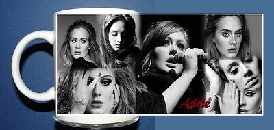 Adele - Collage Photo Mug