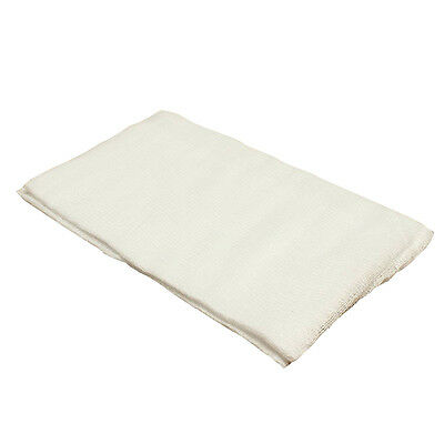 4-Yard Bleached Cheesecloth Cheese Making Fabric Muslin Kitchen Cooking LW