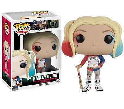 POP Suicide Squad Harley Quinn Vinyl Action Figure Toy Gift