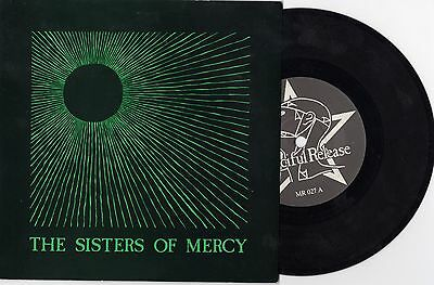 The Sisters Of Mercy - Temple Of Love  - 1983 France 45 - P/Slve - MR 027 Goth
