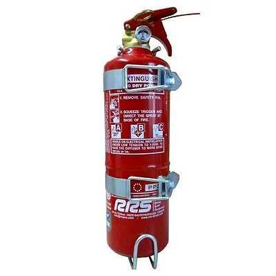 RRS Hand Held Powder Fire Extinguisher ABC 2kg Rally