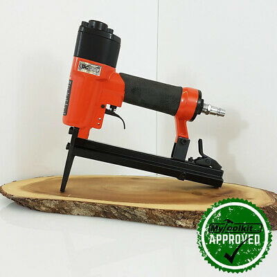 71 Series Long Nose Air Powered Staple Gun Upholstery Tacker Tacwise A7116LN