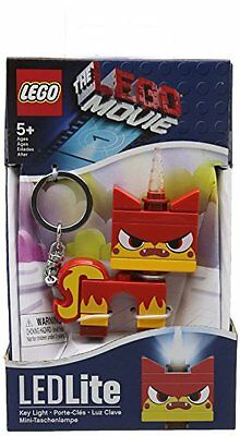 Lego The Movie Angry Kitty Keylite Portachiavi