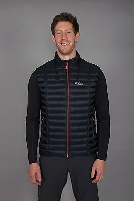 RAB Men's Altus Vest (Ebony)