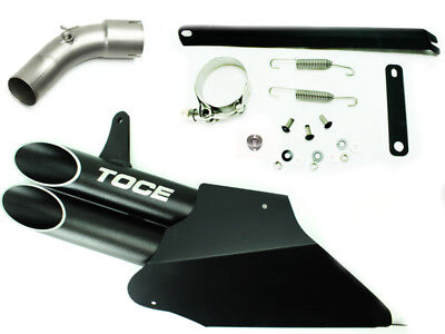 Toce™ 2012- 2016 Honda CBR1000RR T-Slash Exhaust
