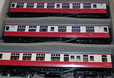 Ace Trains O Gauge British Railways 3 Coach Set With Its Original Box Nmib