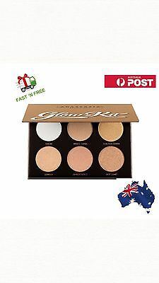 NEW !Anastasia Ultimate Glow Kit Powder Bronzers-Highlighters Face Blush Palette