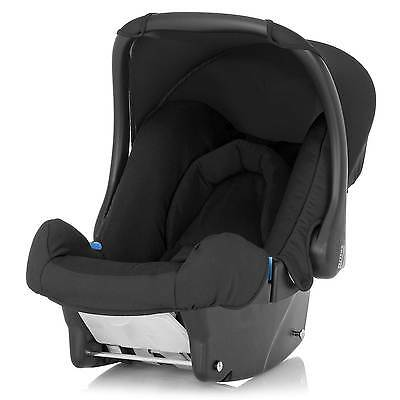 BabyStyle Baby-Safe Baby / Child / Kids Car Seat By Britax Group 0 - Black