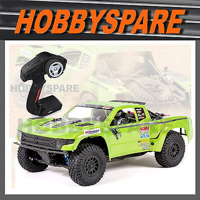 NEW AXIAL RTR 1/10 YETI SCORE TROPHY TRUCK OFFROAD RC BRUSHLESS 2.4Ghz 90050