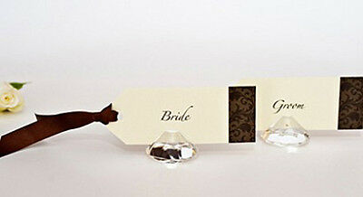 Crystal Name and Card Holders (CNCH003)