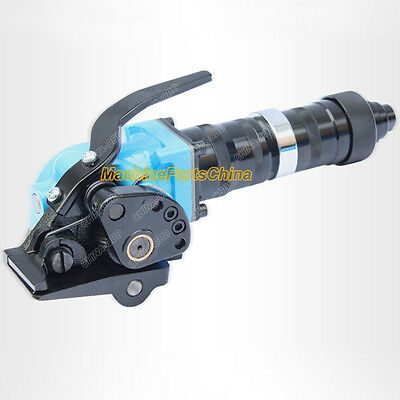 Hand-hold Pneumatic Strapping Tools KZL-32A Pneumatic Tensioning Machine 19-32mm