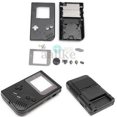 New Black Replacement Housing Shell Case For Nintendo Gameboy Classic For GB DMG