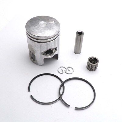 50cc Piston Ring Set 40mm w/10mm Pin for Jog Minarelli Scooter Moped