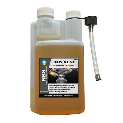 Diesel Fuel System Cleaner NBS KUAT Injector Cleaner Fuel Stabiliser Additive