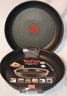 Sale**Tefal Ingenio Induction Non-Stick Frying Pan - 26cm Black Frypan induction