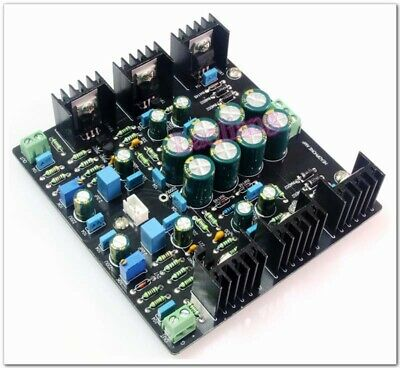 JHL Class A Two Channel Single-ended Preamp Preamplifier Board Headphone Module